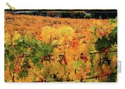 D8b6314 Autumn At Jack London Vinyard With Thanks To Firefighters Ca Carry-all Pouch