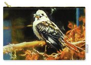 Kookaburra Kingfisher Dacelo-novaeguineae Carry-all Pouch