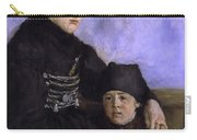 Dachau Woman And Child Carry-all Pouch