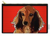 Dachshund 2 Carry-all Pouch