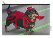 Dachshund Lobster Carry-all Pouch