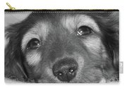 Dachshund Puppy Carry-all Pouch