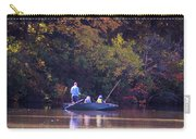Dad And Sons Fishing Carry-all Pouch