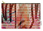 Dada Poster 2  Carry-all Pouch