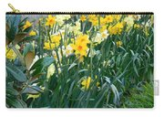 Daffodil Garden Carry-all Pouch