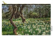 Daffodil Hill Gardens Carry-all Pouch