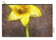 Daffodil Pencil Carry-all Pouch