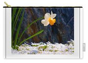 Daffodil Poster Carry-all Pouch