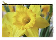 Daffodil Carry-all Pouch