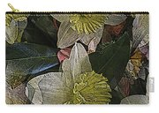 Daffodil Study Carry-all Pouch