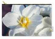 Daffodil Up Close Carry-all Pouch