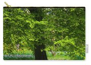 Daffodils And Narcissus Under Tree Carry-all Pouch