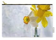 Daffodils And The Candle Carry-all Pouch