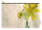 Daffodils And The Candle V3 Carry-all Pouch
