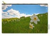 Daffodils Blossimg At Cavalla Plains 2017 Iv - Fioritura Dei Narcisi Al Pian Della Cavalla 2017 Carry-all Pouch