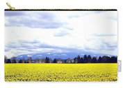 Daffodils By The Million Carry-all Pouch