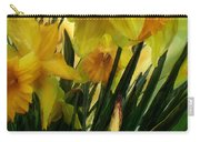 Daffodils - First Flower Of Spring Carry-all Pouch