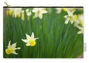 Daffodils In A Bunch Carry-all Pouch