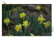 Daffodils In The Smokies Carry-all Pouch