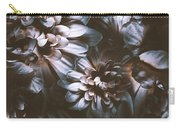Dahlia Abstraction Carry-all Pouch