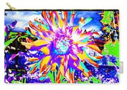 Dahlia Dazzle Carry-all Pouch