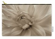 Dahlia Detail Carry-all Pouch