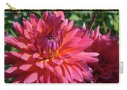 Dahlia Flowers Garden Art Prints Baslee Troutman Carry-all Pouch