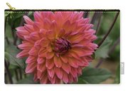 Dahlia In Bloom 19 Carry-all Pouch