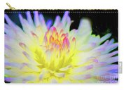 Dahlia In The Glow Carry-all Pouch