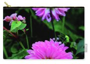 Dahlia Mirror Carry-all Pouch