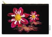Dahlia Reflections Carry-all Pouch