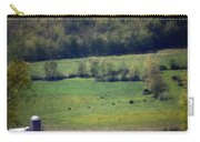 Dairy Farm In The Finger Lakes Carry-all Pouch