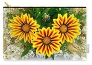 Daisies 3b Carry-all Pouch