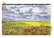 Daisies And Canola Carry-all Pouch