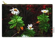 Daisies At The Boathouse Carry-all Pouch