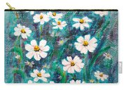Daisies Golden Eyed Carry-all Pouch
