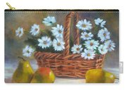 Daisies In Basket Carry-all Pouch