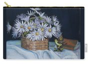 Daisies In Still Life Carry-all Pouch
