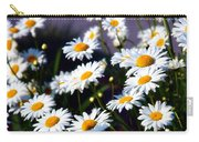 Daisies Carry-all Pouch by Lana Trussell