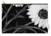 Daisies St Night Carry-all Pouch