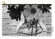 Daisy Crazy Bw Carry-all Pouch