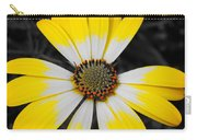 Daisy Crown Carry-all Pouch