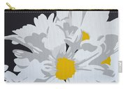 Daisy, Daisy How Does Your Garden Grow...... Carry-all Pouch