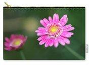 Daisy Flower Carry-all Pouch by Pradeep Raja Prints