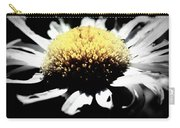 Daisy Gray Carry-all Pouch
