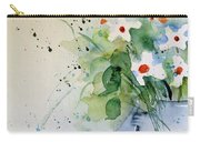 Daisy In The Vase Carry-all Pouch