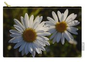 Daisy Twins Carry-all Pouch