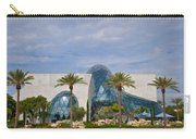 Dali Museum Carry-all Pouch by Bill Cannon