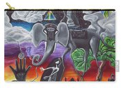 Dalinian Dreams On A Night In India Carry-all Pouch