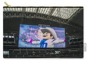 Dallas Cowboys Rowdy Carry-all Pouch
